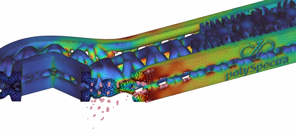 Fracture analysis of a space wrench