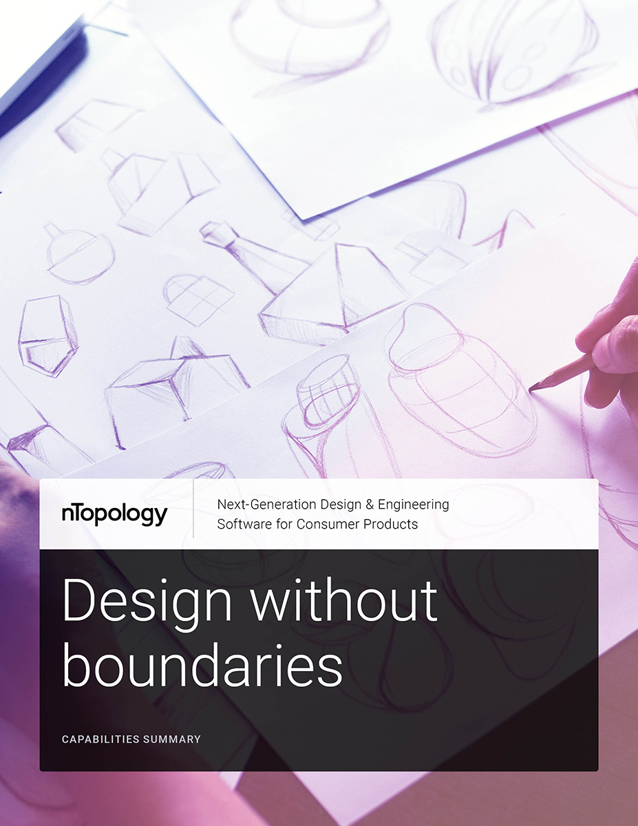 nTopology Consumer Products Brochure
